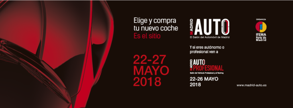 Madrid AUTO 2018 !!